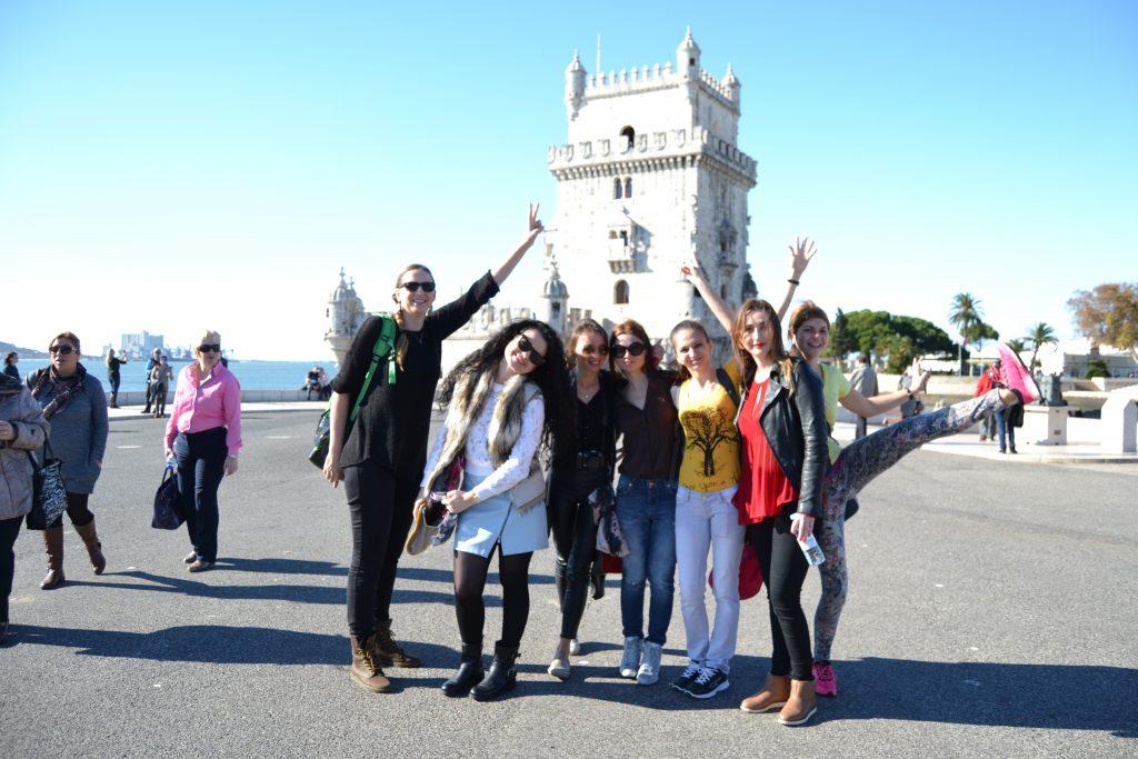 Turnul din Belem. :)
