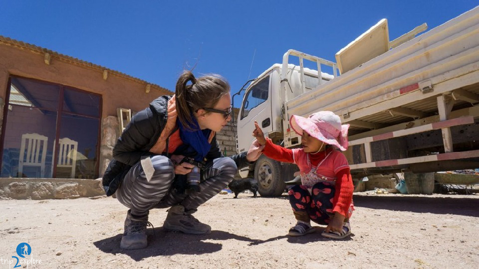 granita dintre Chile și Bolivia