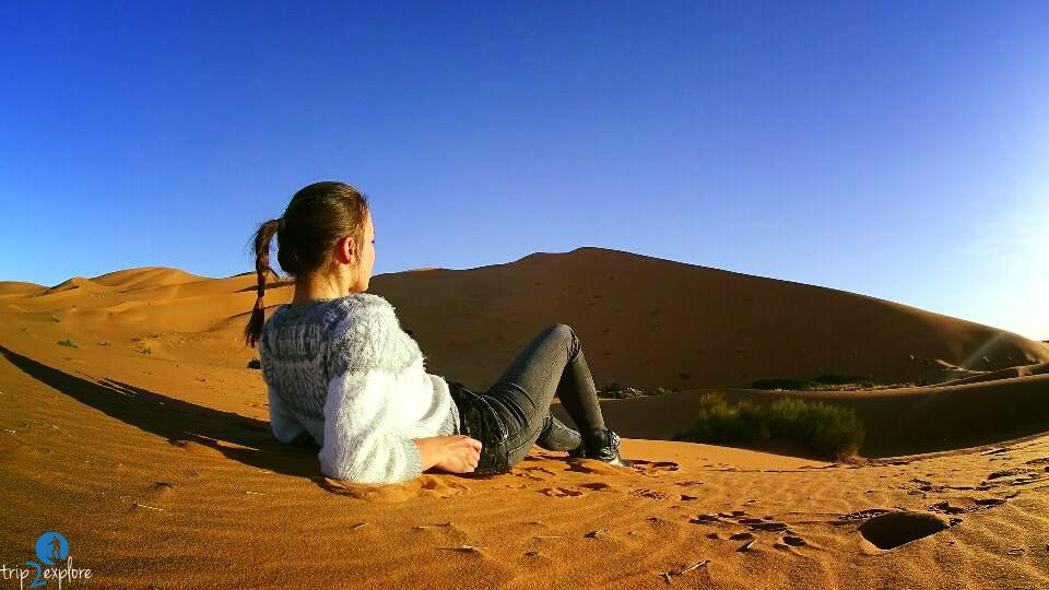 Desertul Merzouga